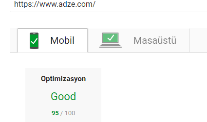 Web Optimizasyonu ☺